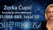 Astrolog i Numerolog Zorka Ćupić