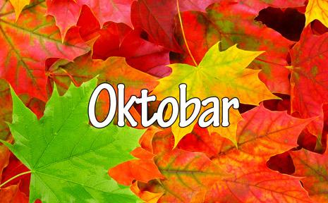 Mesečni horoskop za OKTOBAR
