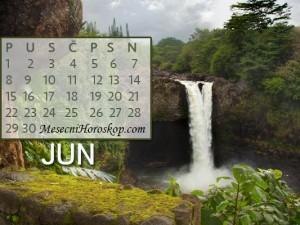 Mesečni horoskop za jun 2015.